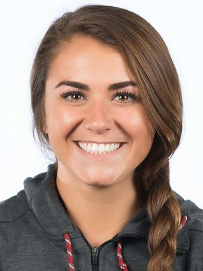 The Woodlands alum and Stanford diver Kassidy Cook Photo: Stanford Athletics
