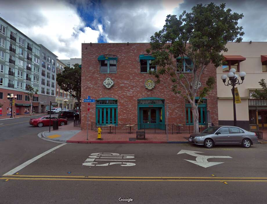 "The 27-year-old man who died after engaging in a ""punching game"" at a San Diego bar has been identified, authorities said yesterday. Photo: Google Maps"