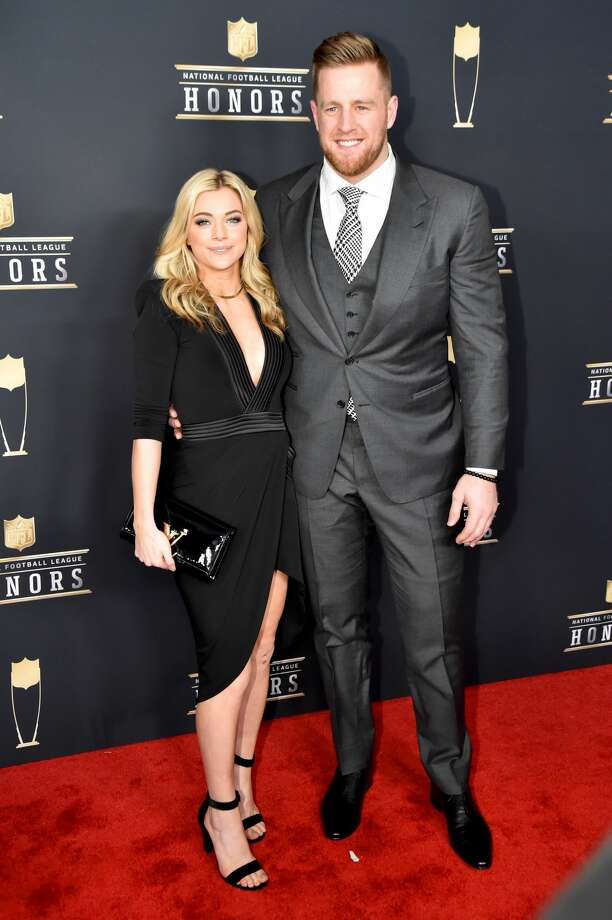 J.J. Watt and his girlfriend Kealia Ohai enjoyed a fun date at the Johnson Space Center after surprising the director and former astronaut, Ellen Ochoa.