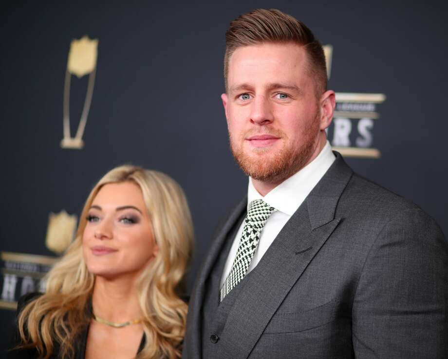 "Kealia Ohai  and NFL Player J. J. Watt attend the NFL Honors at University of Minnesota on February 3, 2018 in Minneapolis, Minnesota.See how fans of ""Fixer Upper"" have reacted to the show's ending... Photo: Christopher Polk/Getty Images"