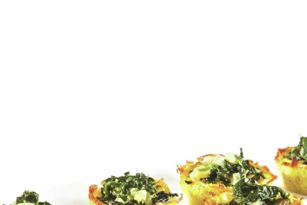 Spinach Nests