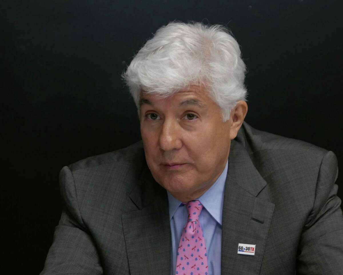Texas Higher Education Commissioner Raymund Paredes.