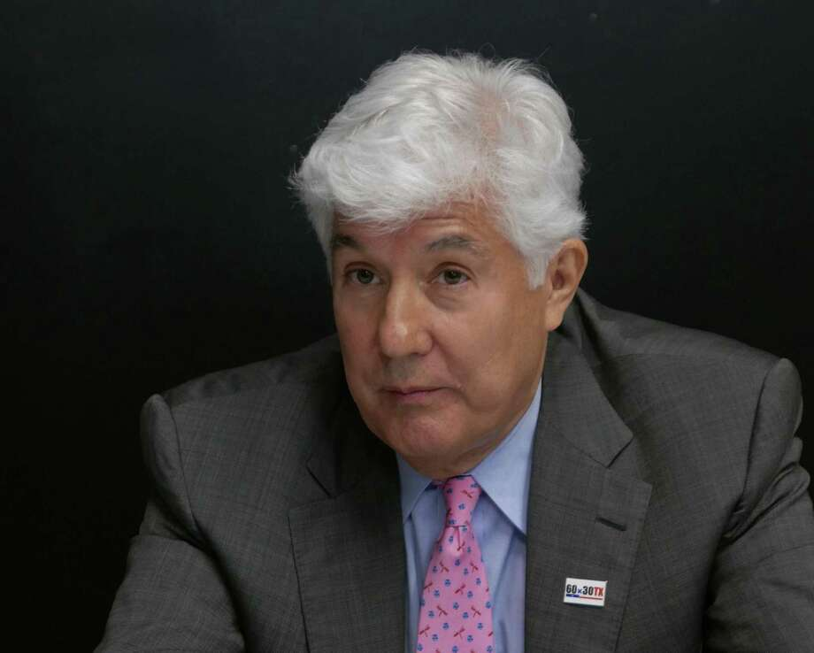 Texas Higher Education Commissioner Raymund Paredes. Photo: Billy Calzada, Staff / San Antonio Express-News / San Antonio Express-News
