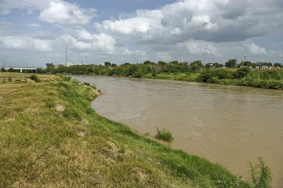 Río Bravo. Photo: Danny Zaragoza /Laredo Morning Times / LAREDO MORNING TIMES