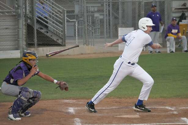 St. Augustine recorded three hits in its 4-3 loss at the SAC on Wednesday.