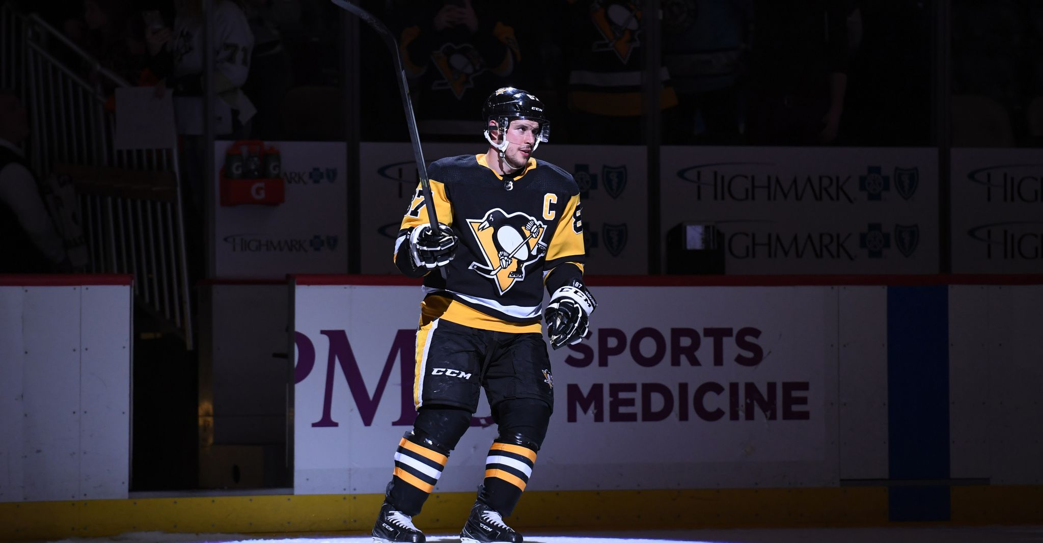 1d63c111180 Sidney Crosby delivers goal of the year candidate - Houston Chronicle