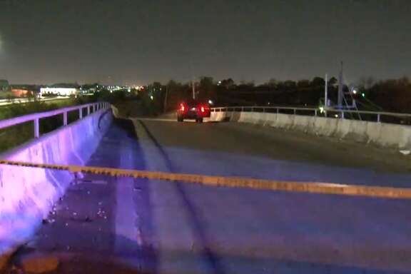 One man was killed Wednesday night, March 22, 2018 after he was hit by a car in Aldine.