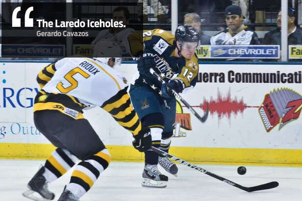 "Gerardo Cavazos: ""The Laredo Iceholes."""