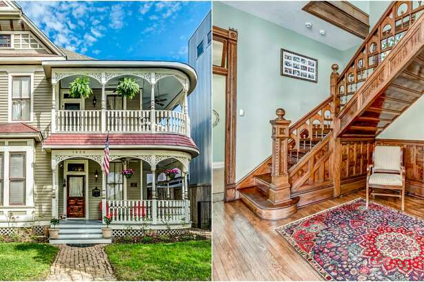 A Historic Houston home is for sale  The home at 1908 Decatur Street in Houston is on the market for $750,000.   Scroll ahead to see more of the inside of the home.