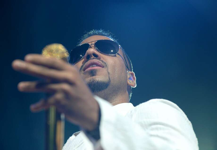 Latin artist Romeo Santos will perform at the Laredo Energy Arena on October 16. Photo: Jon Shapley, Houston Chronicle