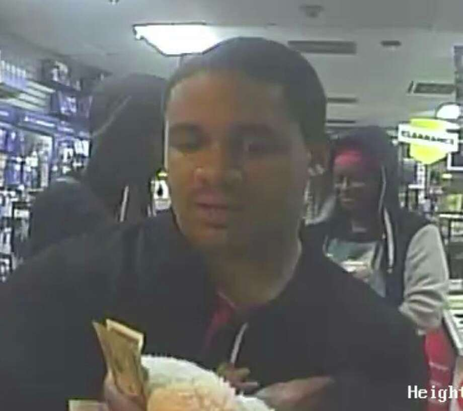 Beaumont Police are searching for a suspect they say sold a stolen Playstation at a Game Stop on March 2.Photo: BPD Photo: BPD