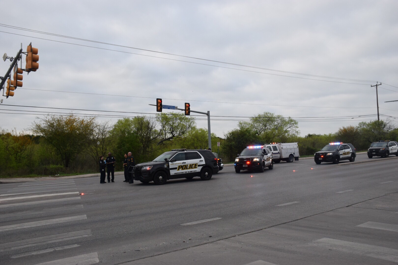SAPD: Man, woman in 60s struck by SUV while crossing road near Rolling Oaks Mall | My San Antonio