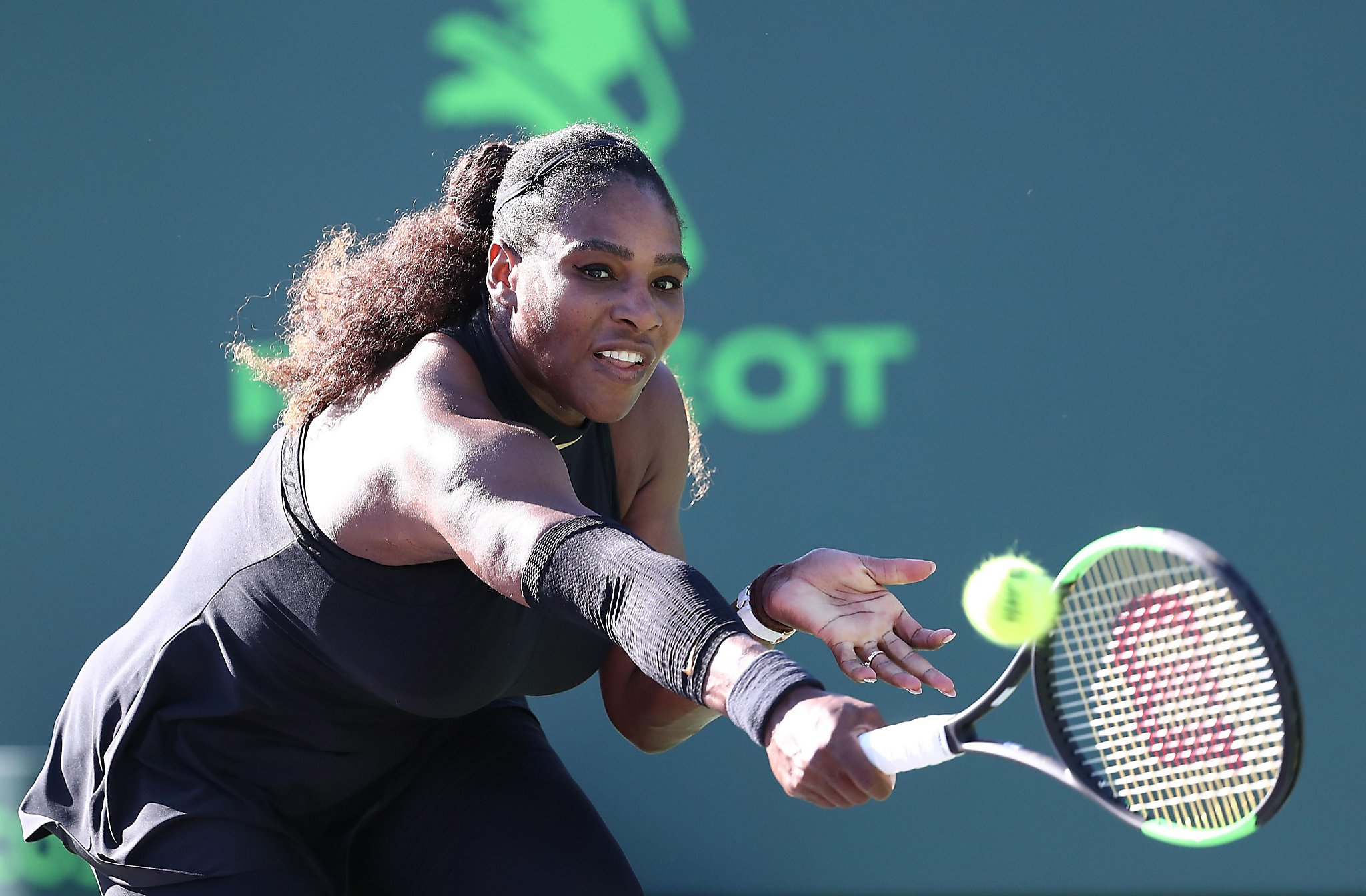Serena Williams Reveals When She Plans To Put Down Her Tennis
