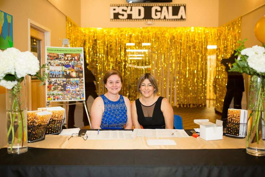 """Parents of Students for a Dream (PS4D) celebrated its fourth benefit gala """"A Night in Hollywood"""" at the South Norwalk Community Center on Saturday, March 10. Photo: Contributed Photo / Parents Of Students For A Dream"""