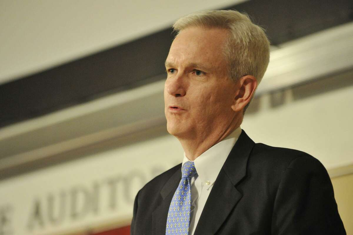 Connecticut Supreme Court Justice Andrew McDonald
