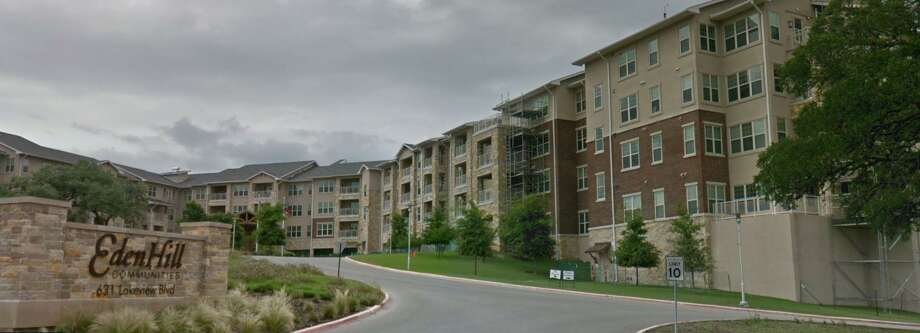 The New Braunfels retirement community EdenHill Communities, owned by Eden Home Inc., is being marketed for sale by real estate brokerage Cushman & Wakefield. Photo: Screengrab /Google Street View