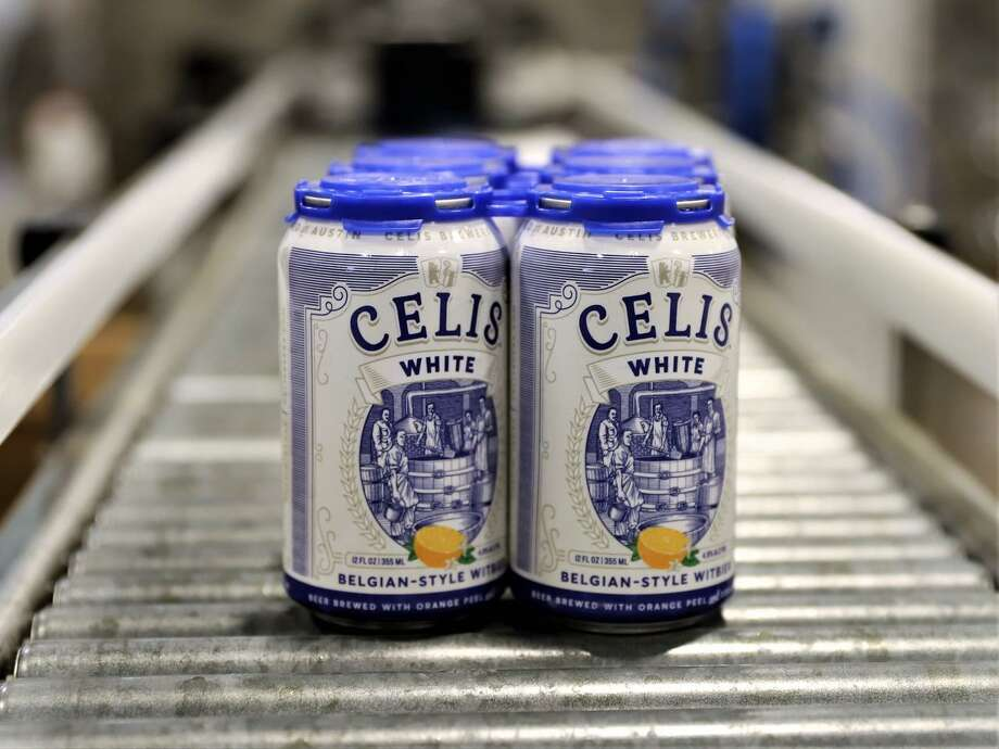 Brewers, such as Celis Brewing from Austin, are increasingly turning to cans to package their beer but may face additional costs from the recently announced tariffs on imported aluminum. Photo: Matt McGinnis, Pen & Tell Us, Courtesy