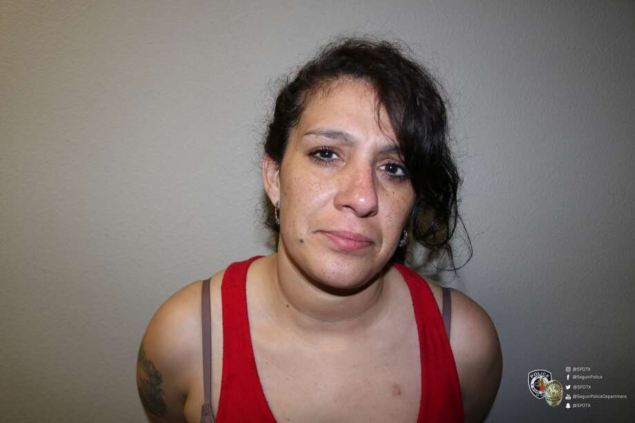 Yara Tijerina, 37, faces a charge of manufacturing or delivering between 4 and 200 grams of a controlled substance. Photo: Seguin Police Department