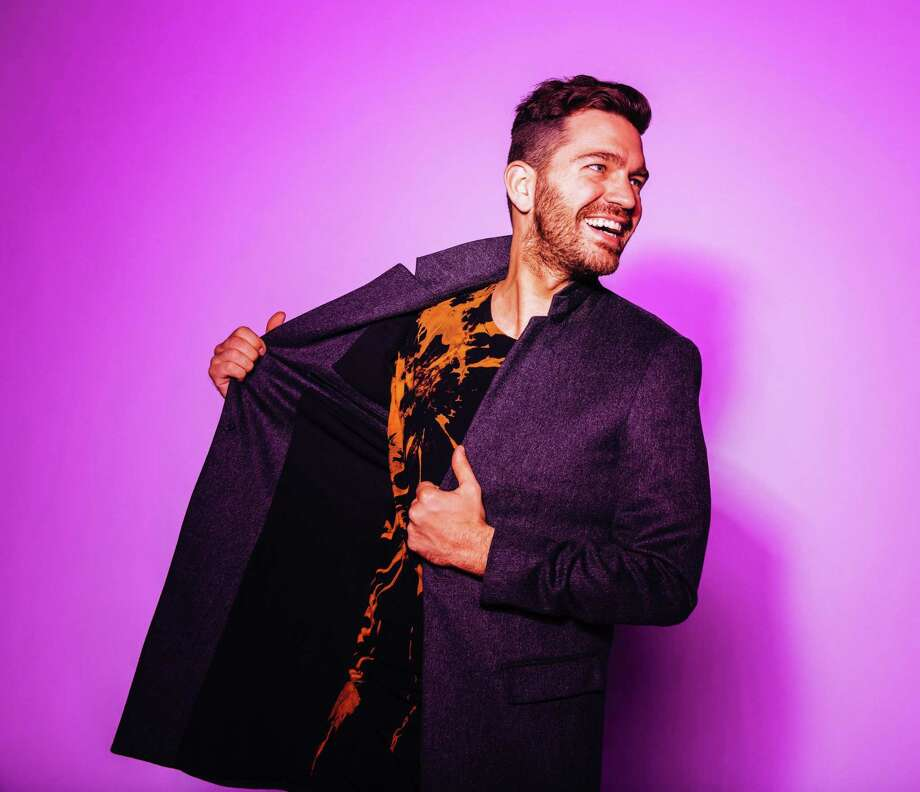 "Andy Grammer brings ""The Good Parts Tour"" to Ridgefield Playhouse on April 9. Photo: Creative Artists Agency / Contributed Photo"