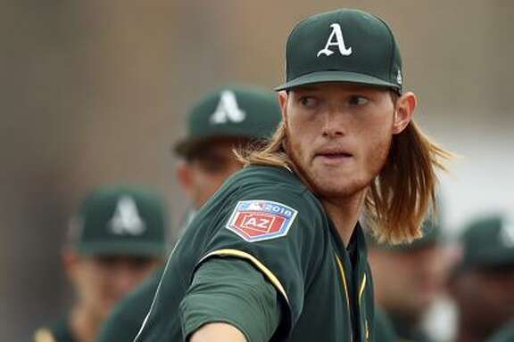 Top pitching prospect A.J. Puk might be up soon.