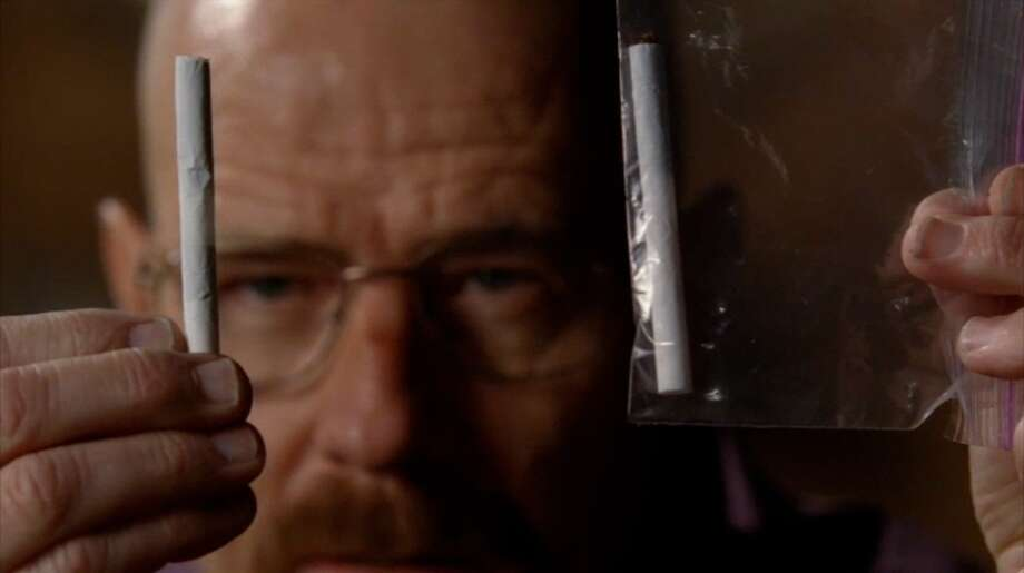 """An Athens, Texas, man pleaded guilty on Tuesday to possessing ricin, a deadly poison featured in AMC's """"Breaking Bad"""" pictured above.See the Houston area's notable crimes of 2018. Photo: Breaking Bad"""