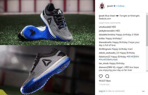 J.J. Watt is dropping a  Blue Steel  colorway of his signature shoe ... 68502ac29