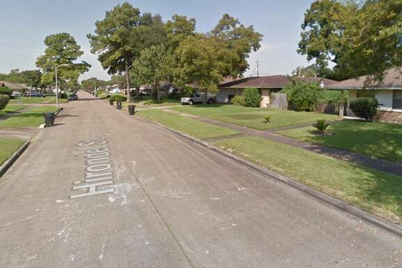 Two people were pulled from a house fire in southeast Houston on Thursday afternoon.