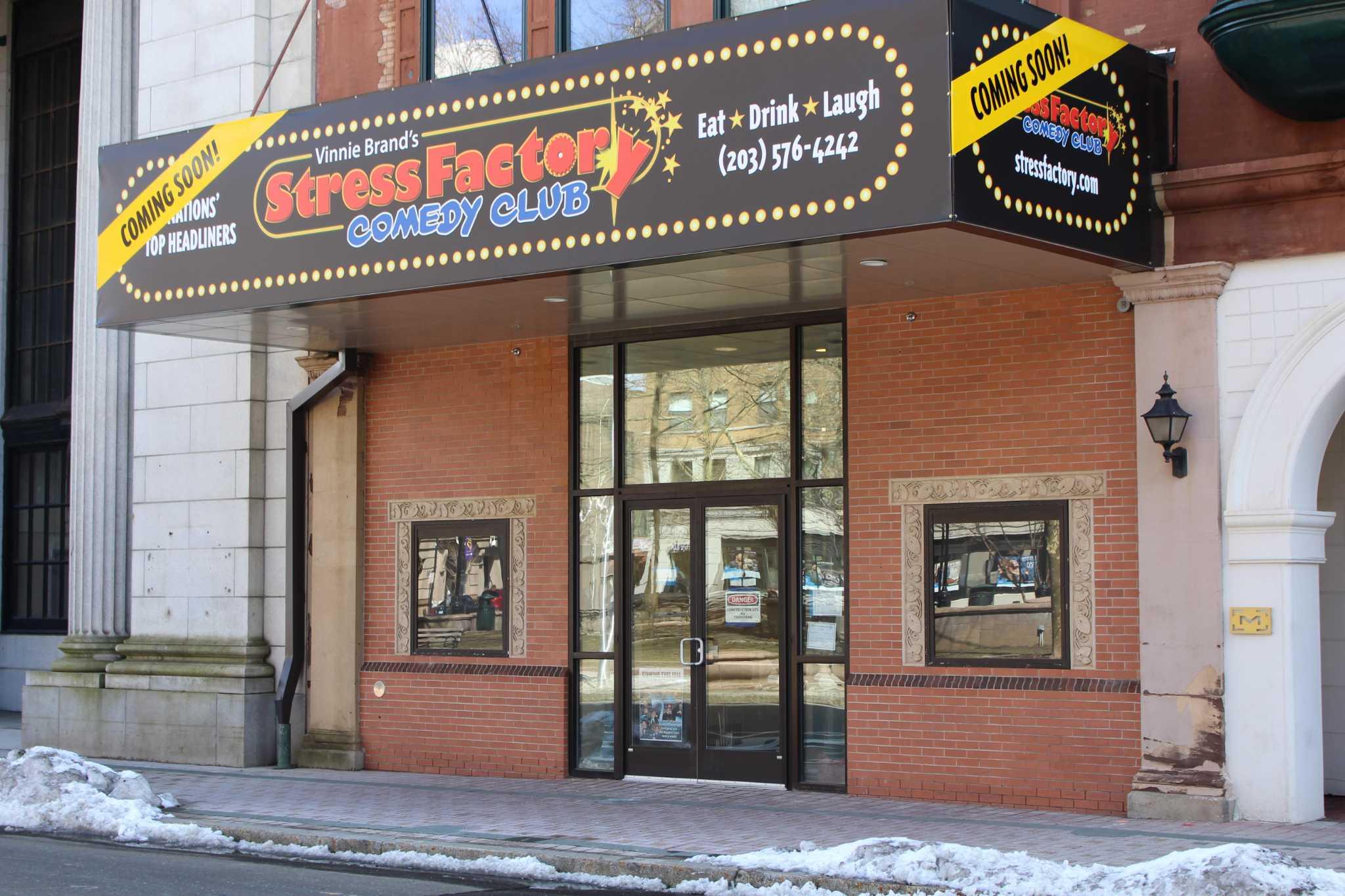Actor-comic \'storyteller\' Jim Breuer opens Bridgeport\'s new Stress ...