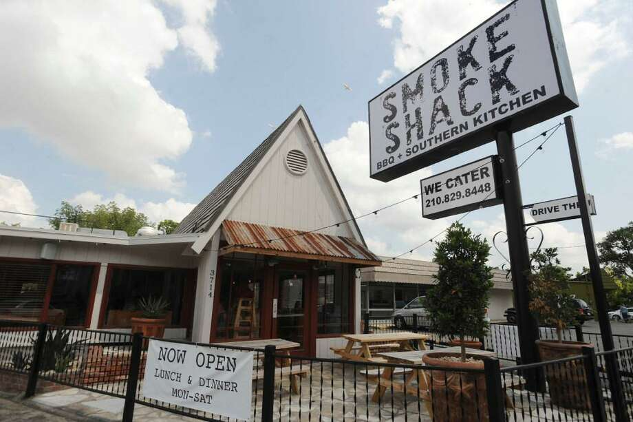 Smoke Shack owner Chris Conger announced on Thursday that the property he acquired about six months ago at 3710 Broadway, next door to his restaurant, will be turned into the Smoke Shack Meat Market. He is shooting for a June 1 opening. Photo: Billy Calzada /San Antonio Express-News