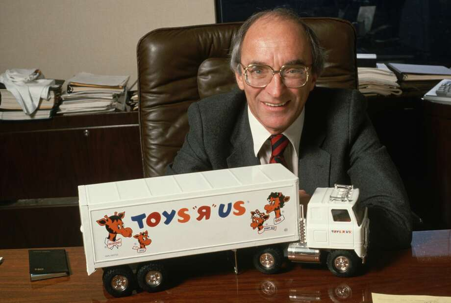 Charles P. Lazarus, the World War II veteran who founded Toy R Us, has died at age 94, a week after the iconic chain he started six decades ago announced it will shut down its stores across the U.S. Photo: Cheryl Chenet/Corbis Via Getty Images