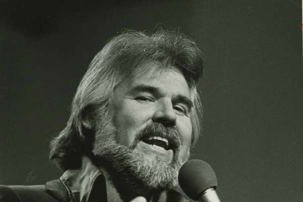 singer Kenny Rogers