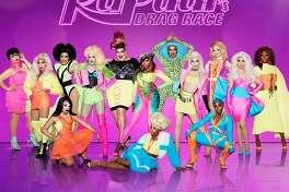 RuPaul's Drag Race Season 10 cast.
