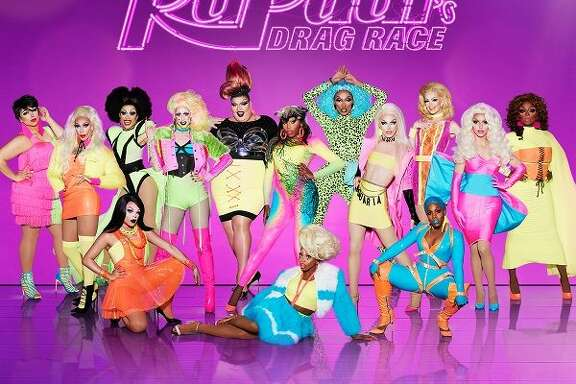 RuPaul's Drag Race Season 10 cast.