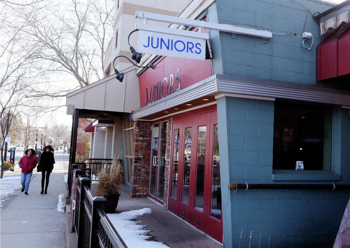 A view of Junior's, on Madison Avenue, in Albany, N.Y. (Paul Buckowski/Times Union)