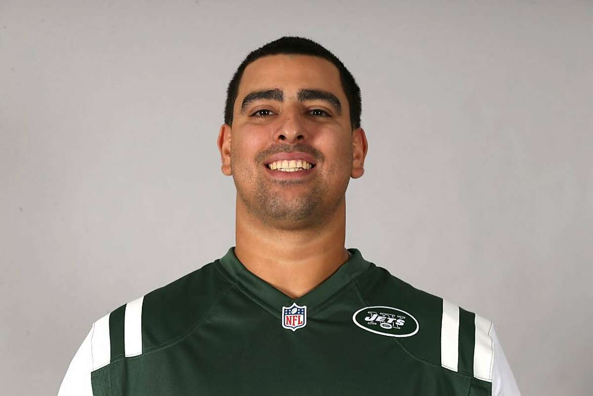 This is a photo of Breno Giacomini of the Houston Texans NFL football team. This image reflects the Houston Texans active roster as of Wednesday, May 24, 2017. (AP Photo)