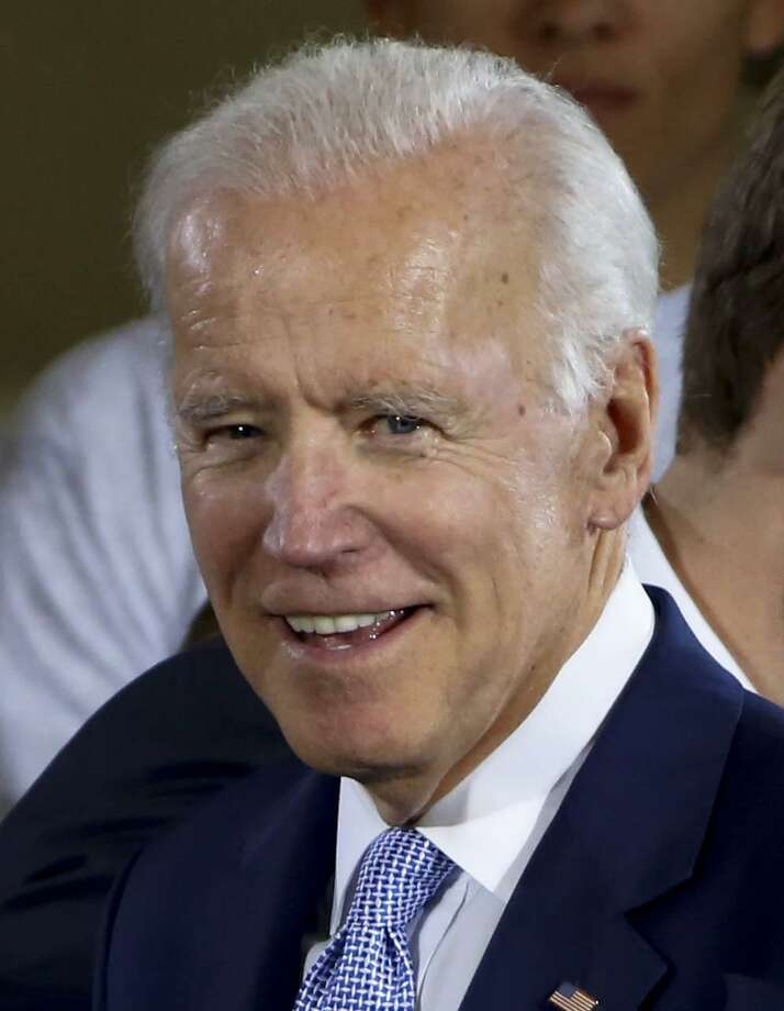 Former Vice President Joe Biden Photo: Gene J. Puskar / Associated Press / Copyright 2018 The Associated Press. All rights reserved.