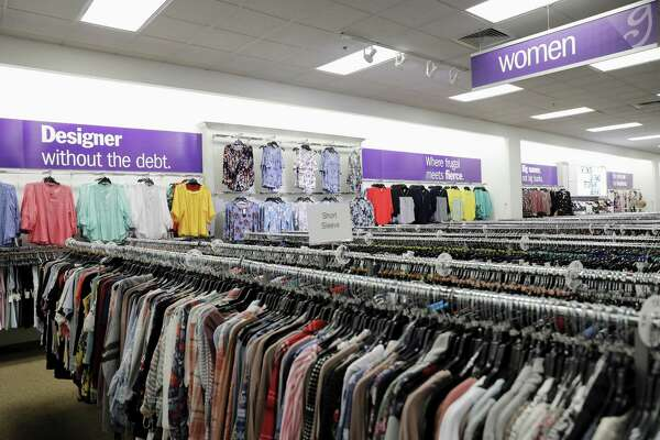 a8ae9c0336f 2of25A view of the women s section during a tour of the new Gordmans  discount department store in Rosenberg