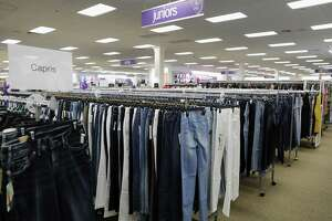 A view of the junior's section during a tour of the new Gordmans discount department store in Rosenberg, TX on Wednesday, March 21, 2018.
