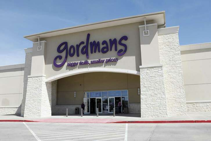 An exterior view of the new Gordmans discount department store in Rosenberg, TX on Wednesday, March 21, 2018.