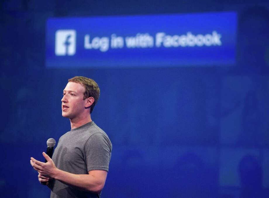 (FILES) In this file photo taken on March 25, 2015 Facebook CEO Mark Zuckerberg speaks at the 2015 F8 summit in San Francisco. Photo: JOSH EDELSON, Contributor / AFP/Getty Images / Josh Edelson / AFP
