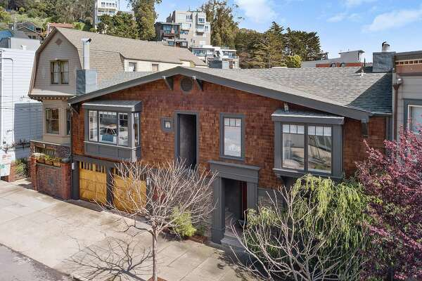 39 Ord St. Is a three-bedroom, two-level condo in Corona Heights available for $1.289 million.