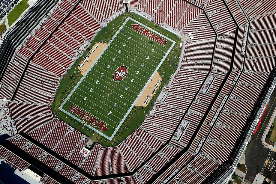 Season ticket holders for the 49ers at Levi's Stadium will receive one wearable credential per seat good for the entire upcoming season, while fans who buy seats through secondary market sellers Ticketmaster, StubHub and SeatGeek must use a mobile app that displays an electronic ticket bar code. Photo: Michael Short, The Chronicle
