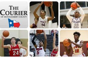 Josh Larramendi (Magnolia), Darius Mickens (Willis), Trey Wooldridge (Splendora) Jevon Burton (Porter) and KeSean Carter (The Woodlands) are The Courier's nominees for Defensive MVP.