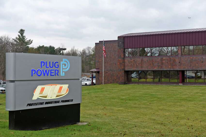 Plug Power at 968 Albany Shaker Road on Thursday, Dec. 1, 2016, in Colonie, N.Y. (Michael P. Farrell/Times Union archive)