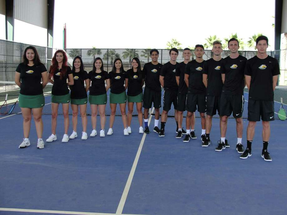 The Palominos men's tennis team (4-4) fell to the University of Incarnate Word in San Antonio on Thursday, 5-2. Photo: Courtesy Photo
