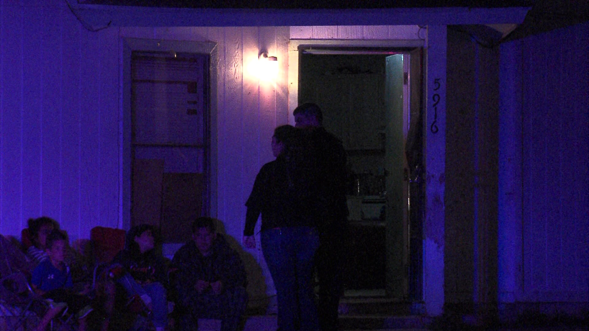 SAPD: Woman struck in drive-by shooting at home with children inside | My San Antonio