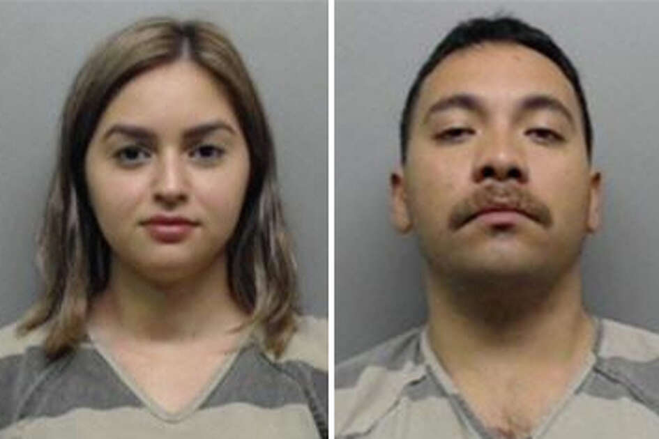"""LPD: Couple found """"hotboxing"""" with 2-year-old girl inside vehicle."""