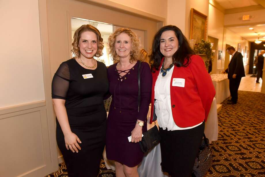 Were you seen at the Rensselaer County Regional Chamber of Commerce Leadership Institute Class of 2018 graduation ceremony and dinner at the Franklin Terrace Ballroom in Troy on March 22, 2018? Photo: Joan Heffler Photography