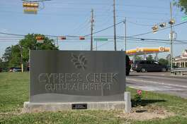 The Houston Northwest Chamber of Commerce has unveiled the Cypress Creek Cultural Center monument as one of its efforts to distinguish the area from other neighborhoods.