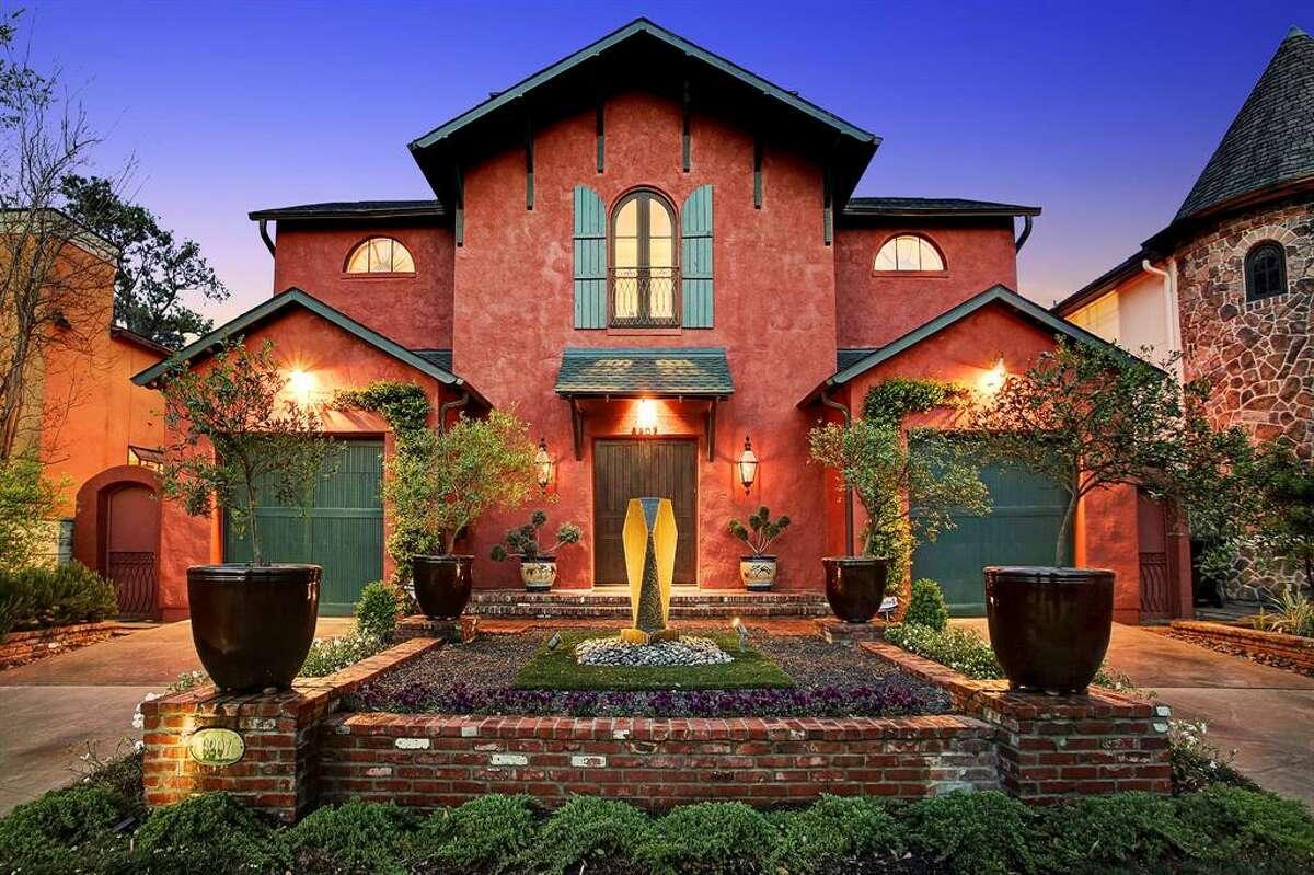 Upper Kirby: 3207 Sackett Street List price: $1.885 million Open house: Sunday, April 8, 2018; 1 to 3 p.m.